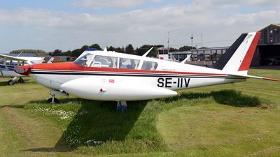 SE-IIV - Piper PA-24-260 Comanche C - Private