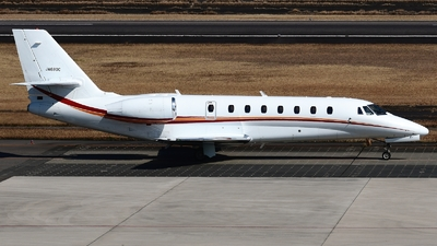 JA680C - Cessna 680 Citation Sovereign - Aero Asahi