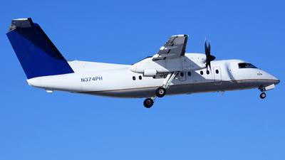 N374PH - Bombardier Dash 8-Q202 - Untitled