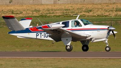 PT-IGP - Beechcraft V35B Bonanza - Private