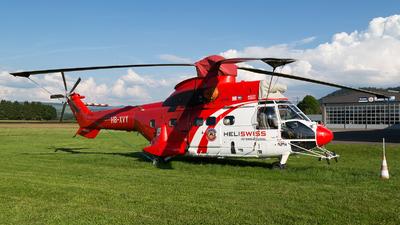HB-XVY - Aérospatiale AS 332C1 Super Puma - Heliswiss International