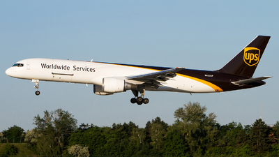 N433UP - Boeing 757-24A(PF) - United Parcel Service (UPS)