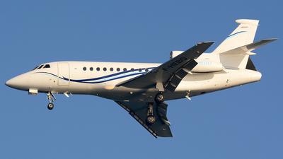 F-HEBO - Dassault Falcon 900EX - Liza Air Transport