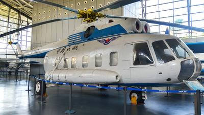 B-7803 - Mil Mi-8 Hip - Civil Aviation Administration of China (CAAC)