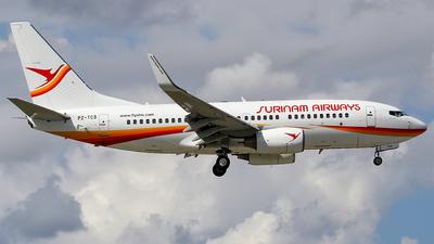 PZ-TCS - Boeing 737-79L - Surinam Airways