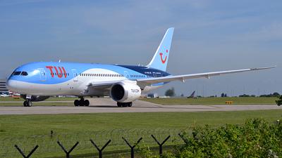G-TUIG - Boeing 787-8 Dreamliner - TUI