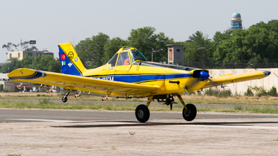 TC-ZKM - Piper PA-36-400 Pawnee Brave  - Private