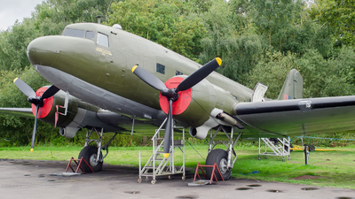 KN353 - Douglas C-47B Skytrain - United Kingdom - Royal Air Force (RAF)