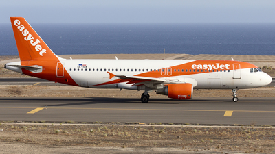 OE-ICK - Airbus A320-214 - easyJet Europe