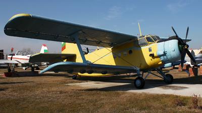 025 - Antonov An-2 - Bulgaria - Air Force