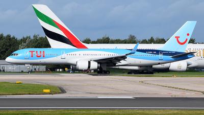 G-OOBH - Boeing 757-236 - TUI
