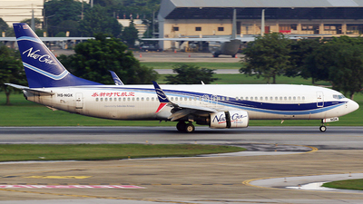 HS-NGK - Boeing 737-86N - NewGen Airways