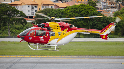 PR-UEA - Eurocopter EC 145 - Brazil - Military Firefighters