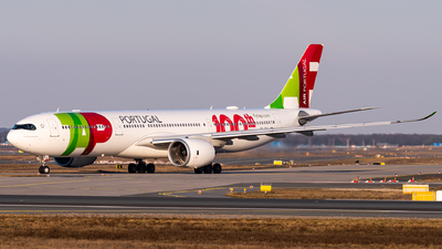 CS-TUI - Airbus A330-941 - TAP Air Portugal