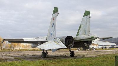 25 - Sukhoi Su-27 Flanker - Russia - Air Force