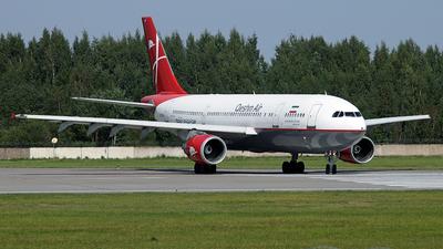 EP-FQN - Airbus A300B4-605R - Qeshm Air