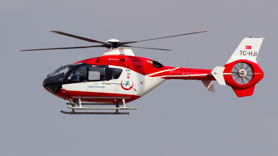 TC-HJI - Eurocopter EC 135P2+ - Turkey - Ministry of Health
