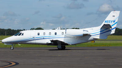 N55VW - Cessna 560XL Citation Excel - Private