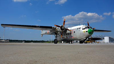 F-AZVM - Nord 2501 Noratlas - Private