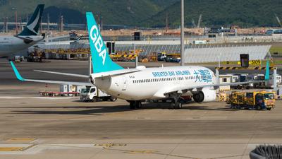 B-KJA - Boeing 737-8JP - Greater Bay Airlines
