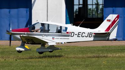 D-ECJB - Robin DR400/180 Régent - Private