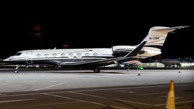 M-USIK - Gulfstream G650 - Private