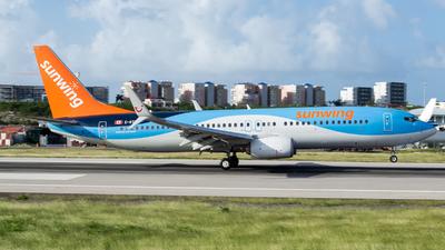 C-GTUO - Boeing 737-8K5 - Sunwing Airlines