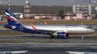 VP-BCA - Airbus A320-214 - Aeroflot