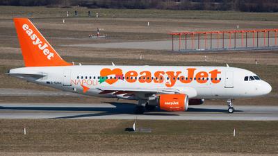 G-EZEZ - Airbus A319-111 - easyJet