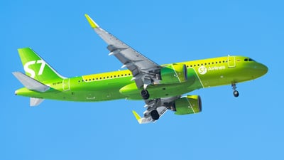 A picture of VQBCK - Airbus A320271N - S7 Airlines - © valera1983sv