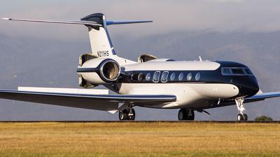 N211HS - Gulfstream G650 - Private