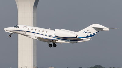 N48HF - Cessna 750 Citation X - Private