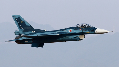 03-8504 - Mitsubishi F-2A - Japan - Air Self Defence Force (JASDF)