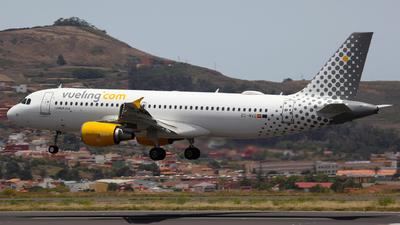 EC-MVO - Airbus A320-214 - Vueling