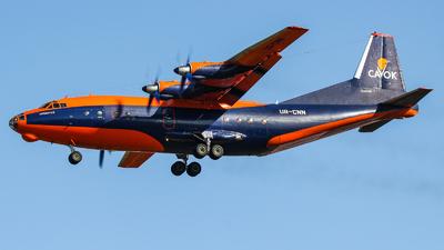 A picture of URCNN - Antonov An12B - Cavok Air - © Justin Jundel