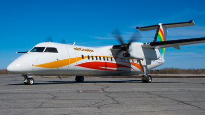 C-GZEW - Bombardier Dash 8-Q314 - Air Creebec