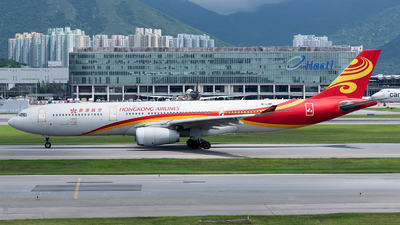 B-LNP - Airbus A330-343 - Hong Kong Airlines