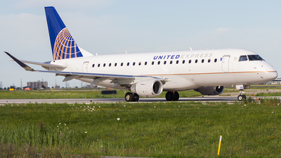 N89342 - Embraer 170-200LR - United Express (Mesa Airlines)