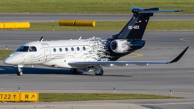 OE-HXX - Embraer EMB-550 Praetor 600 - Avcon Jet