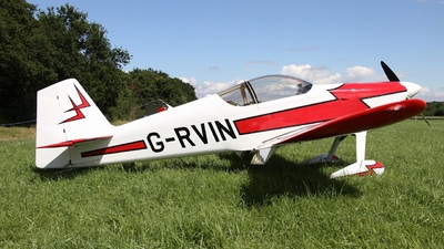 G-RVIN - Vans RV-6 - Private
