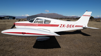ZK-DEK - Piper PA-28-140 Cherokee E - Private