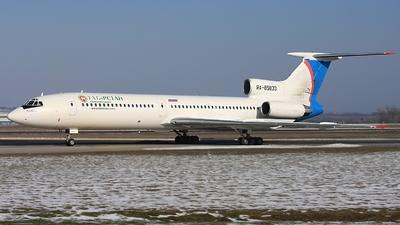 RA-85833 - Tupolev Tu-154M - Tatarstan Airlines