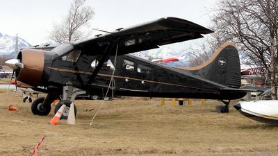 N907BR - De Havilland Canada DHC-2 Mk.I Beaver - Private