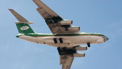 EP-GOM - Ilyushin IL-76TD - Yas Air