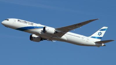 4X-EDK - Boeing 787-9 Dreamliner - El Al Israel Airlines