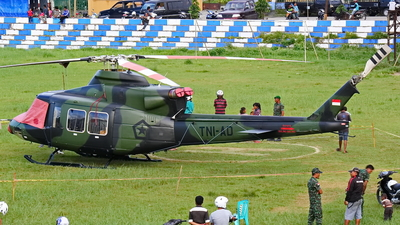 HA-5172 - Bell 412EP - Indonesia - Army