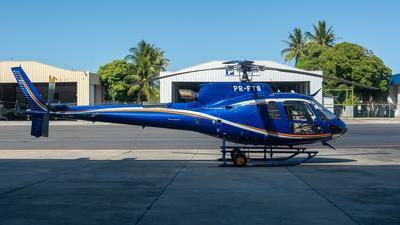 PR-FTS - Helibrás AS-350B3 Esquilo - Private