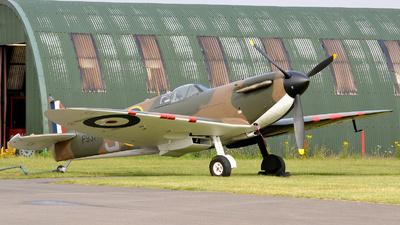 G-MKIA - Supermarine Spitfire Mk.1 - Private