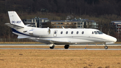 OK-AST - Cessna 560XL Citation Excel - Private