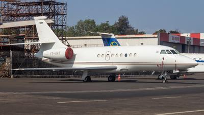 VT-AAT - Dassault Falcon 2000 - Private